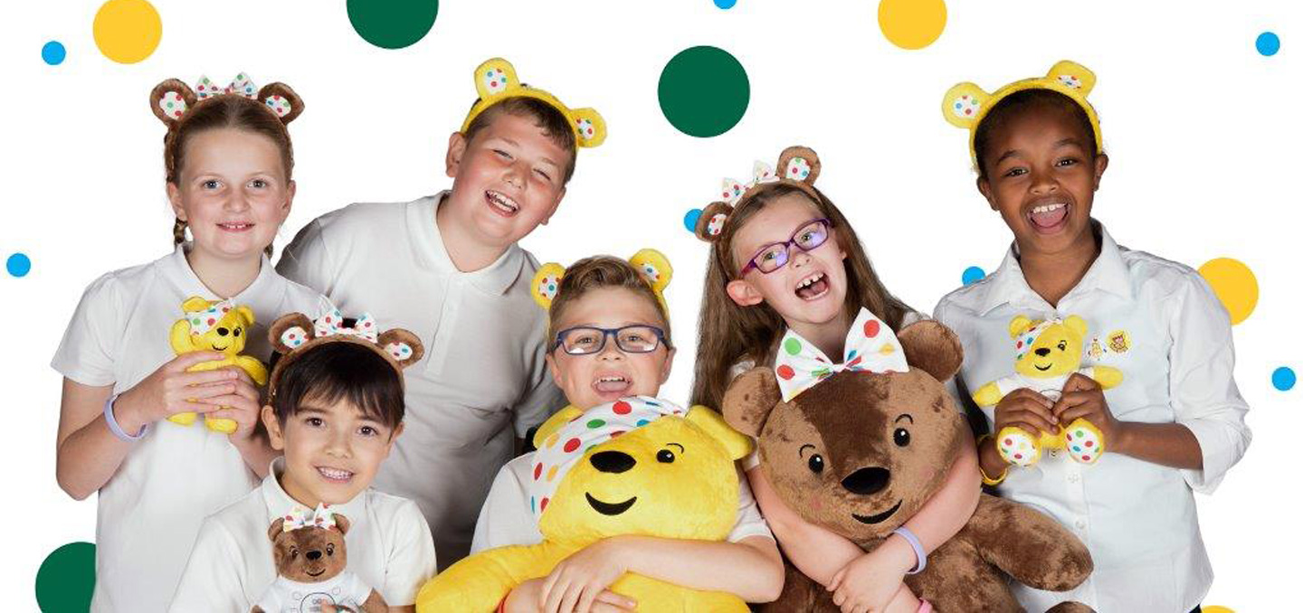 Children in Need 2016.